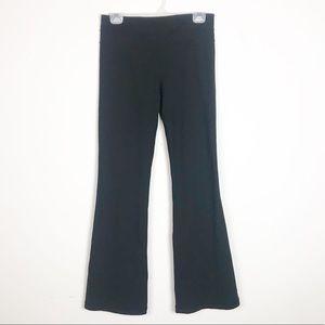 Lululemon Groove Flare Pant Solid Black Size 8